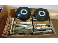 """Bundle of 7"""" & 12"""" Vinyl Singles"""
