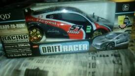 1/10 scale rc drift racer