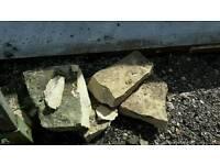 Free large hardcore stones