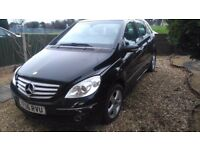Mercedes-benz b170 spares or repairs