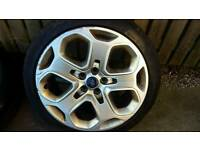Ford Mondeo Alloy Wheel and Tyre 235/40/18