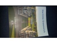 Maritime Greenwich Official Guide book