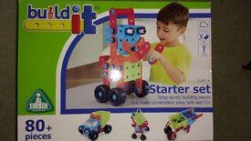 ELC Build it Starter Set - brand new unopened