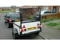 5x4 car trailer