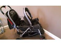 Double tandem pushchair (Safety 1st Dudeal)