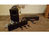 Tannoy 5.1 inc woofer and Teac AV Receiver