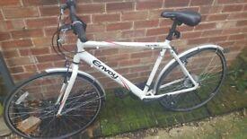 """Apollo Envoy 21"""" Mens Hybrid Bicycle"""