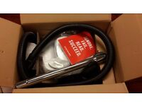 Vacuum Cleaner (Argos, not Hoover) Bagged Cylinder, Almost New