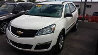 2015 Chevrolet Traverse LS  awd full garanti 8 pass camera recul