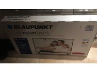 Black Blaupunkt 49 inch tv