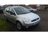 Ford fiast 1.2 patrol manual 5-door full service timing belt water pump done 1 year mot