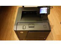 HP LaserJet Pro 400 A4 Black & White Printer (Full Ink)