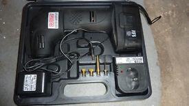 Eumig 9.6 Volt Cordless Air Pump