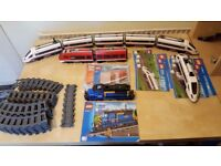 Lego Train sets collection