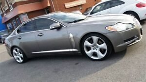 2009 Jaguar XF **SUPERCHARGED 450hp** FULL EQUIPE, MECANIQUE A-1
