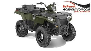 2017 polaris Sportsman 570  X2  EPS