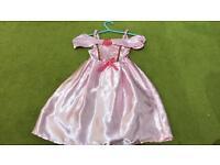 Sleeping Beauty fancy dress 3-4 years old