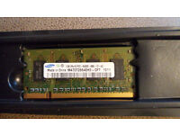Samsung 1GB ram for Notebook N150