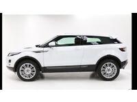 Land Rover Range Rover Evoque 3 door Coupe White