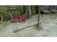 Old Horse Wagon Jack