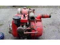 "Johnson 2""water pump."