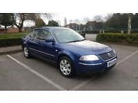 VW Passat 1.9 TDI PD Sport, 2003 53 Reg, Heated seats, Xenon Lights, Last owner 6 years!