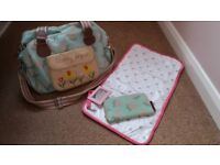 yummy mummy change bag