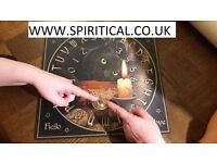 Host your own Spirit Board Session in your home for yourself and up to 5 guests. Free dates NOW