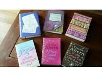 Cecilia Ahern books