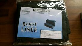 Boot liner / car seat cover **new**