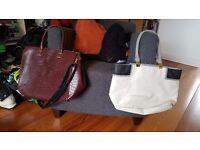 2 handbags in good condition