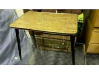 Vintage Retro Coffee Table