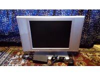 Television Alba MODEL ALCD15DVD2 15 inches LCD