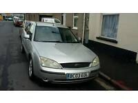 03 PLATE FORD MONDEO. AUTOMATIC. 11 MONTHS MOT