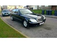 MERCEDES S CLASS 2.8 FOR SALE!!!