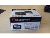 "Nakamichi ND28 2.7"" HD1080p DVR dash cam"