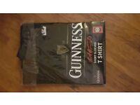 Mens Large Official Guinness T-shirt