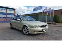 2005 Jaguar X Type 2.0 Turbo Diesel 130 BHP 1 FAMILY OWNED IMMACULATE Family Car Mondeo Vectra