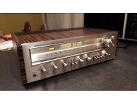 Vintage Pioneer SX-650 Stereo Receiver Full Working Order Good Condition £160 OVNO