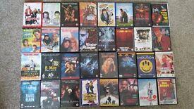 DVD bundle collection joblot
