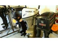 Boats and outboard engines for sale Delivery possible..