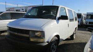 2005 Chevrolet ASTRO NATURAL GAS DUAL FUEL