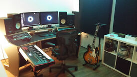 Music Studio / Ideal for DJ's, Producers & Musicians / plug and play