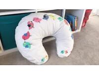 John Lewis breast feeding support pillow