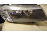 BMW 3 SERIES E90 E91 2008-2012 HEADLIGHT HEADLAMP