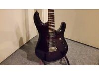 Musicman Sterling John Petrucci JP60 Pearl Red Burst - Collection Only