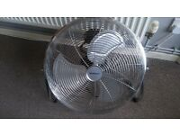 SILVERCREST METAL FAN FOR SALE!