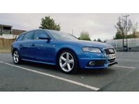 Audi A4 Avant S line 2.0 TDi 180hp 2009 excellent condition