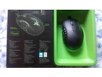 RAZER NAGA MMO Gaming mouse