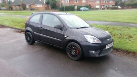 2007 Ford Fiesta Zetec S 1.6 Petrol, ONLY 51k Miles, Immaculate, NEW MOT, free delivery